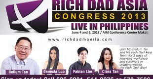Rich Dad Asia Congress