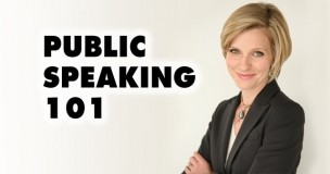 Public Speaking 101: Learn to Share your Voice!